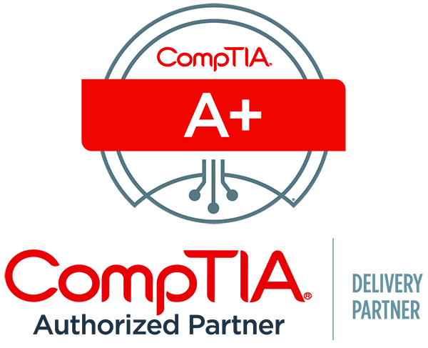 CompTIA A+ Authorized Delivery Partner