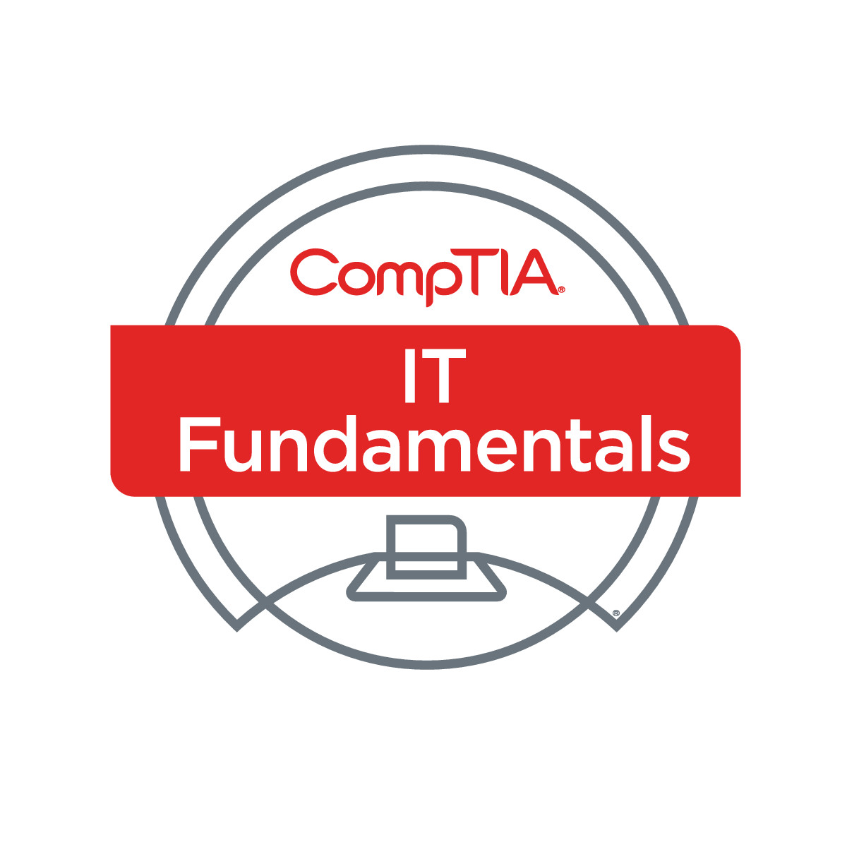 CompTIA IT Fundamentals Logo