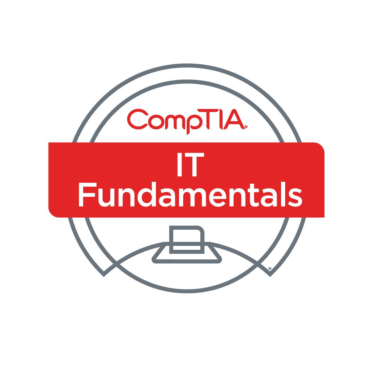 CompTIA IT Fundamentals Logo