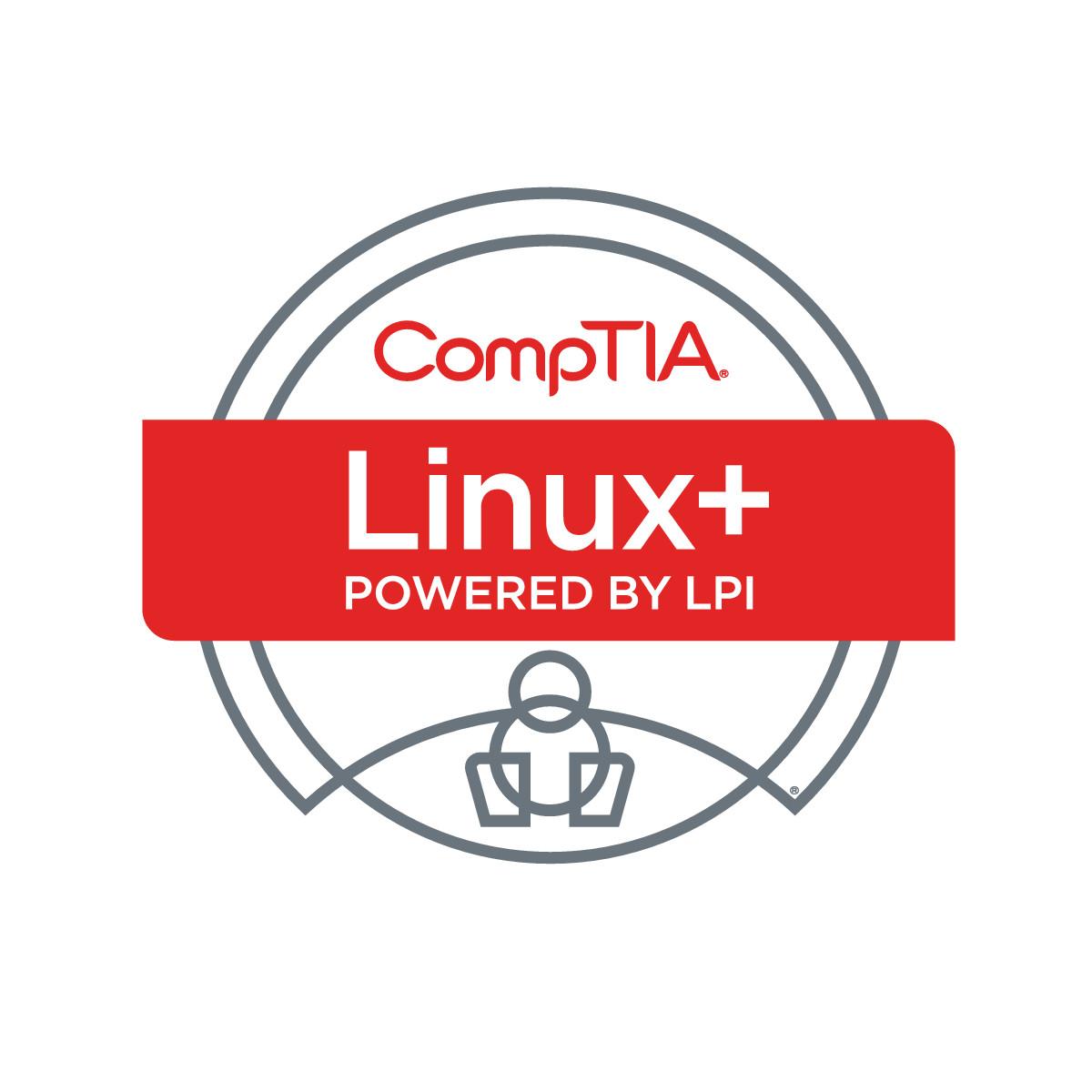 CompTIA Linux+ Logo